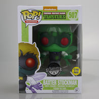 Teenage Mutant Ninja Turtles - Baxter Stockman Glow GITD SDCC 2017 US Exclusive  | FUNKO POP! Vinyl
