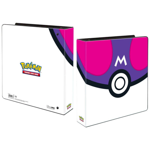 ULTRA PRO Pokemon - 2inch Album - Master Ball