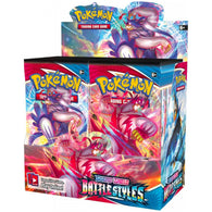 POKÉMON TCG Sword and Shield Battle Styles Booster | Box 36 Packets