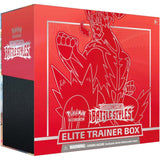 POKÉMON TCG Sword & Shield - Battle Styles Trainer Box RED
