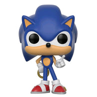 Sonic the Hedgehog - Sonic with Ring | FUNKO POP! Vinyl