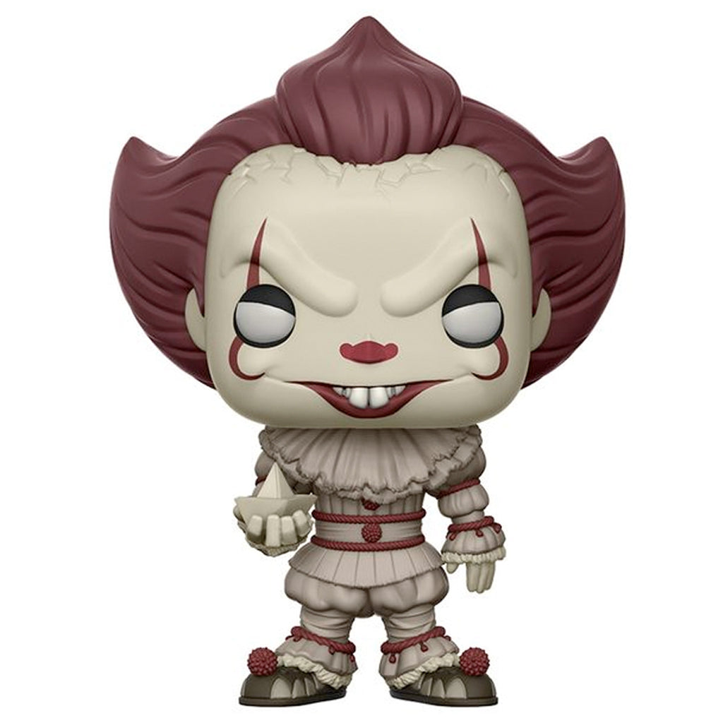 It 2017 Pennywise With Boat Chase Variant Funko