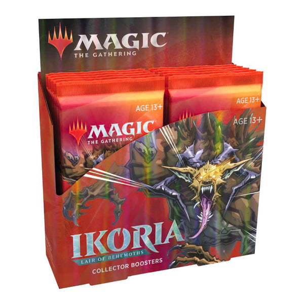 Magic The Gathering Ikoria Lair of Behemoths Collector Booster Box