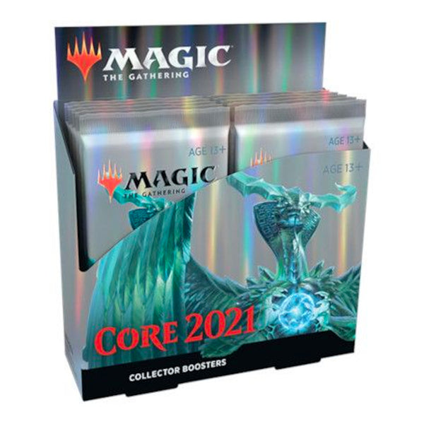 Magic The Gathering Core 2021 Collector Booster Display Box