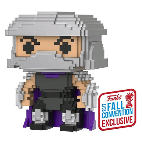 Teenage Mutant Ninja Turtles - Shredder 8-Bit NYCC 2017 US Exclusive | FUNKO POP! Vinyl