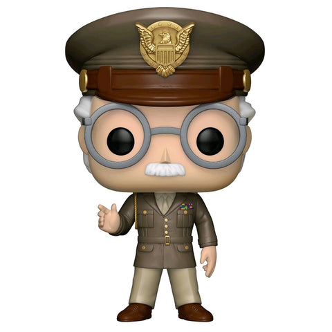 Stan Lee - Cameo Captain America: The First Avenger US Exclusive | FUNKO POP! Vinyl