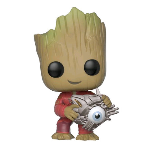f17da6fb1d2 Guardians of the Galaxy  Vol. 2 - Groot with Cyber Eye US Exclusive RS –  CollectorsCode