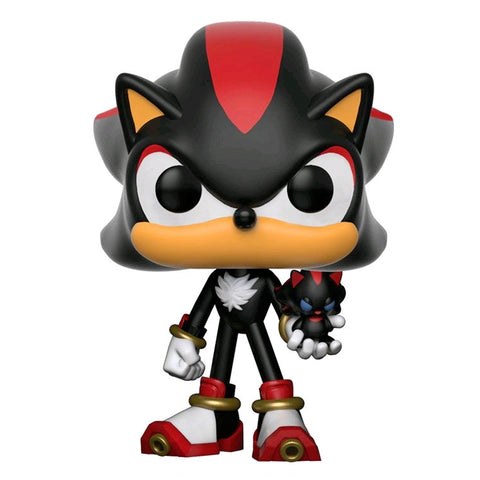 Sonic the Hedgehog - Shadow with Chao US Exclusive | FUNKO POP! Vinyl