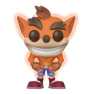 Crash Bandicoot - Crash Bandicoot Glow US Exclusive | FUNKO POP! Vinyl