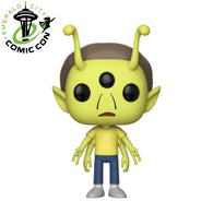 ECCC 2018 Rick and Morty: Alien Head Morty | US Exclusive | FUNKO POP! Vinyl