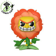 ECCC 2018 Games: Cuphead - Cagney Carnation | US Exclusive | FUNKO POP! Vinyl