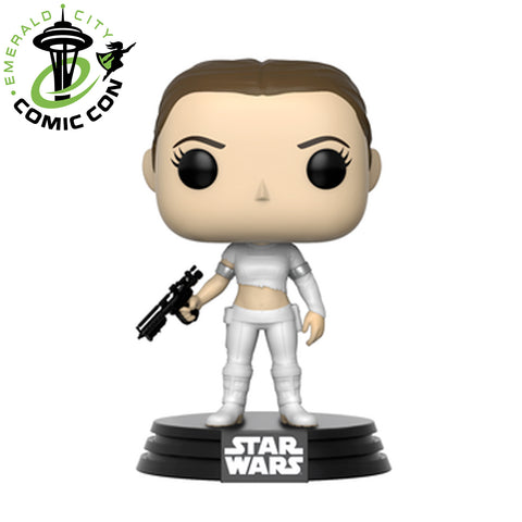 ECCC 2018 Star Wars: Padmé Amidala | US Exclusive | FUNKO POP! Vinyl