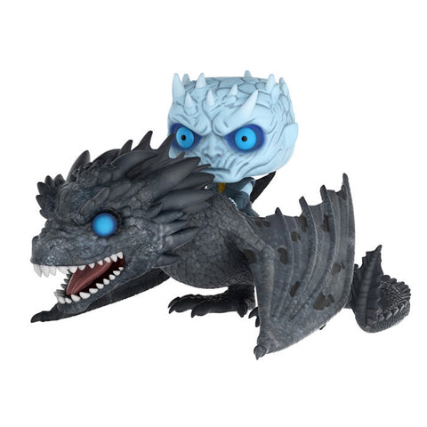 Game of Thrones - Night King on Dragon | FUNKO POP! Ride