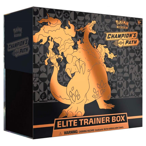 POKÉMON TCG Elite Trainer Box - Champions Path
