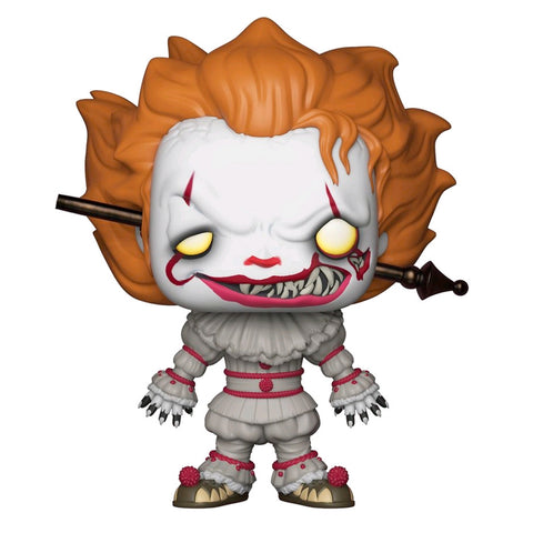 It (2017) - Pennywise with Wrought Iron US Exclusive | FUNKO POP! Vinyl