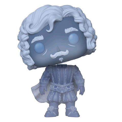 Harry Potter - Nearly Headless Nick Blue Translucent US Exclusive | FUNKO POP! Vinyl