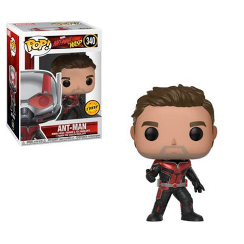 Ant-Man 2 UNMASKED CHASE VARIANT | FUNKO POP! Vinyl FUN30724