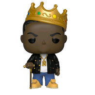 Notorious B.I.G. - Notorious B.I.G. with Crown | FUNKO POP! Vinyl