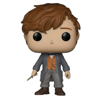 Fantastic Beasts 2: The Crimes of Grindelwald - Newt | FUNKO POP! Vinyl