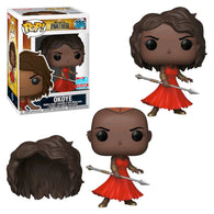 Black Panther - Okoye with Red Dress NYCC 2018 Exclusive | FUNKO POP! Vinyl