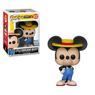 Mickey Mouse - 90th Anniversary Little Whirlwind Mickey NYCC 2018 Exclusive | FUNKO POP! Vinyl