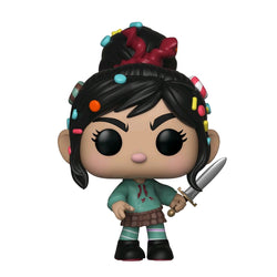 Wreck-It Ralph 2: Ralph Breaks the Internet - Vanellope with Sword US Exclusive | FUNKO POP! VINYL