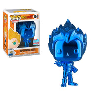 Dragon Ball Z - Super Saiyan Vegeta Blue Chrome NYCC 2018 Exclusive | FUNKO POP! Vinyl