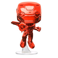 Avengers 3: Infinity War - Iron Man Red Chrome US Exclusive [RS] | FUNKO POP! Vinyl