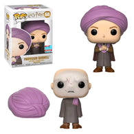 Harry Potter - Professor Quirrell NYCC 2018 Exclusive | FUNKO POP! Vinyl