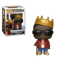 Notorious B.I.G. - Biggie with Crown & Glasses  NYCC 2018 Exclusive | FUNKO POP! Vinyl