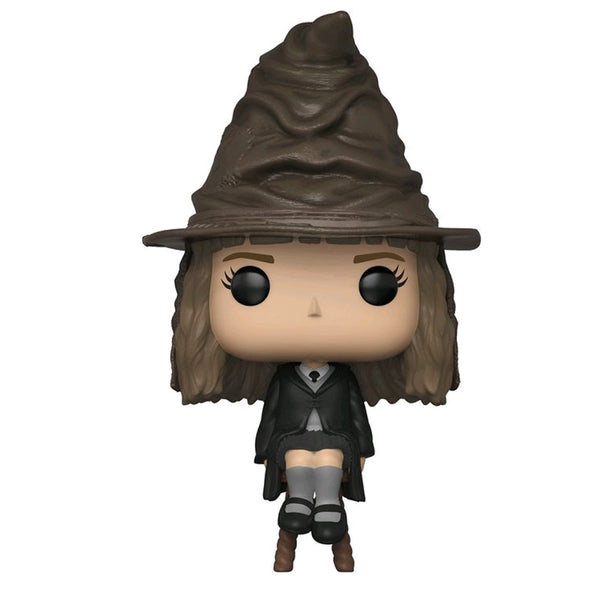 Harry Potter - Hermione with Sorting Hat NYCC 2018 Exclusive | FUNKO POP! Vinyl