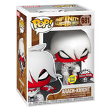 Infinity Warps - Arachknight Glow US Exclusive | FUNKO POP! Vinyl