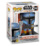 Star Wars: The Mandalorian - Heavy Infantry Metallic US Exclusive RS | FUNKO POP! Vinyl