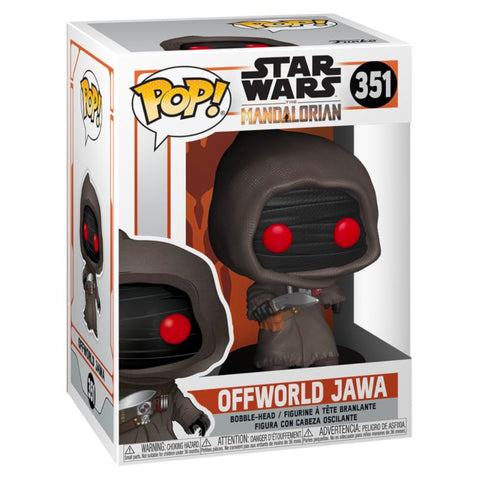 Star Wars: The Mandalorian - Offworld Jawa | FUNKO POP! Vinyl