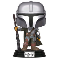 Star Wars: The Mandalorian - Mandalorian Pose Metallic | FUNKO POP! Vinyl