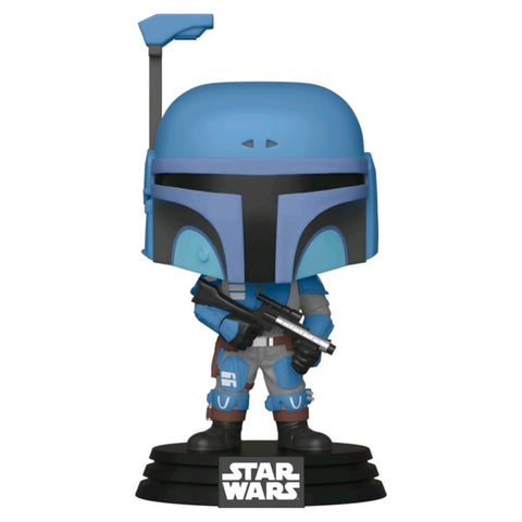 Star Wars: The Mandalorian - Death Watch Metallic US Exclusive RS | FUNKO POP! Vinyl