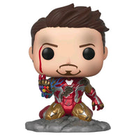 Avengers 4: Endgame - I Am Iron Man Glow | FUNKO POP! Deluxe