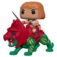 Masters of the Universe - He-Man on Battlcat | FUNKO POP! Ride