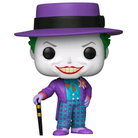 Batman 1989 - Joker with Hat | FUNKO POP! Vinyl
