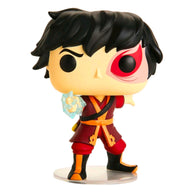 Avatar The Last Airbender - Zuko with Lightning Glow US Exclusive | FUNKO POP! Vinyl