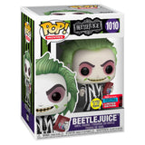 Beetlejuice - Beetlejuice with Handbook Glow NYCC 2020 Exclusive | FUNKO POP! Vinyl