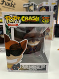 Crash Bandicoot - Crash Bandicoot Biker Outfit US Exclusive | FUNKO POP! Vinyl