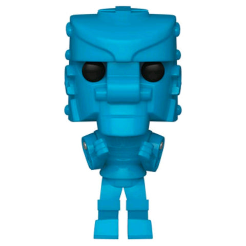 Mattel - Rock Em Sock Em Robot Blue | FUNKO POP! VINYL