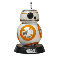 Star Wars - BB-8 Roller Droid Episode VII The Force Awakens | FUNKO POP! Vinyl
