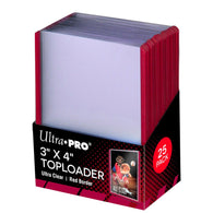 "Ultra Pro TopLoader 3"" x 4"" 