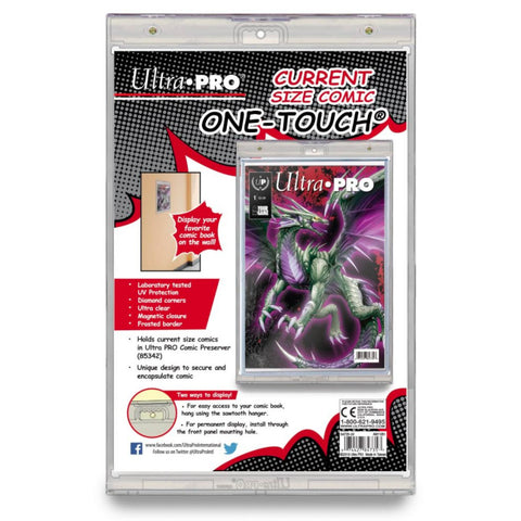 ULTRA PRO ONE TOUCH - Comic Current Size Magnetic Holder | Single ct
