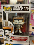 Star Wars - Clone Commander Cody US Exclusive RS | FUNKO POP! Vinyl