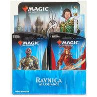 Magic The Gathering Ravnica ALlegiance Theme Booster Box -10 Packs