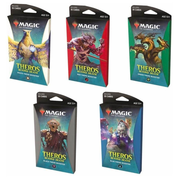 Magic The Gathering Theros Beyond Death Theme Booster Display -10 Packs