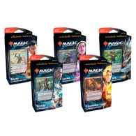 Magic The Gathering Core 2021 Planeswalker Deck - 5 SEALED DECKS